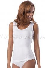 Envie Singlet Cotton Na ramiączkach bianco