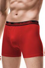 Cornette Energy High Emotion bokserki czerwony