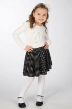 Sara Line DSP-06 spódnica czarny