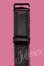 Julimex RB 401 ramiączka czarny