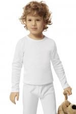 Italian Fashion Tomi Długi rękaw biały