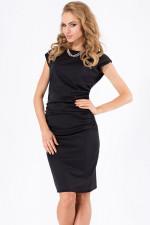 Makadamia M177 sukienka czarny