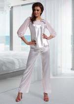 Miran 860 piżama różowy