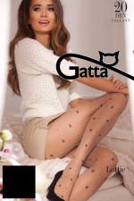 Gatta Lottie 01 Wzorzyste nero