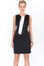 Makadamia M183 sukienka czarny