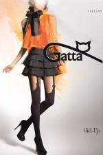 Gatta Girl-Up 18 Wzorzyste nero
