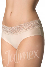 Julimex Lingerie Hipster panty figi beżowy