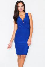 Figl 135 sukienka niebieski
