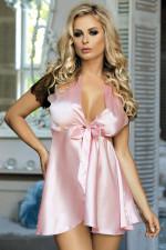 Excellent Beauty N-709 Koszulka różowy