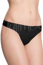 Julimex Lingerie String panty stringi czarny