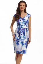 Ennywear 210027 sukienka niebieski