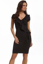 Ennywear 210108 sukienka czarny