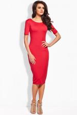 Lemoniade L115 sukienka czerwony