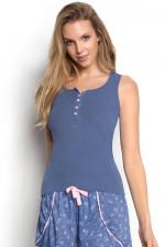 Esotiq 34225 Koszulka niebieski 55X