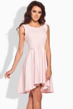 Lemoniade L127 sukienka pudrowy róż