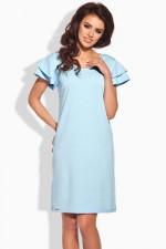 Lemoniade L137 sukienka błękitny