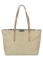 Monnari BAG8430-015 torebka beżowy
