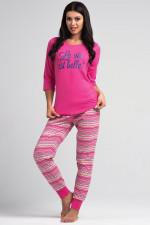 Rossli SAL-PY 1023 piżama różowy