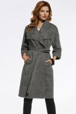 Ennywear 220010 płaszcz szary