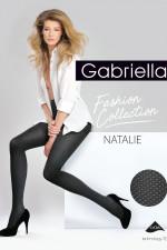 Gabriella Natalie code 373 Wzorzyste nero/smoky