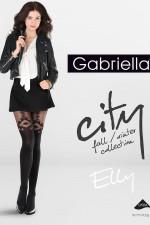 Gabriella Elly code 793 Wzorzyste nero