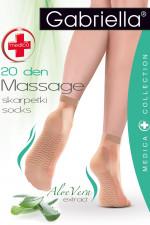 Gabriella Medica 20 Massage code 623 klasyczne nocciola