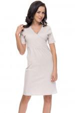 Dn-nightwear TCB.9080 koszula sweet grey