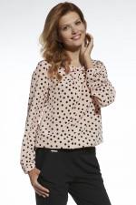Ennywear 220027 koszula różowy