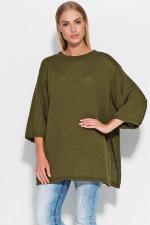 Makadamia S42 sweter khaki