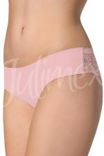 Julimex Lingerie Tanga panty figi róż