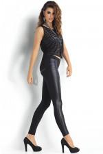 Trendy Legs Plush Stephanie Klasyczne czarny