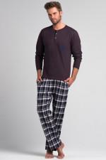 Rossli SAM-PY 044 piżama fioletowy