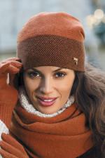 Kamea Elena-Badge Czapka