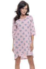 Dn-nightwear TM.9093 koszula sweet pink