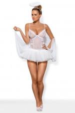Obsessive Swangel kostium biały