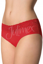 Julimex Lingerie Hipster panty figi czerwony