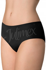 Julimex Lingerie Simple panty figi czarny