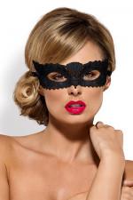 Obsessive A700 mask opaska czarny