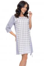 Dn-nightwear TM.9077 koszula grey