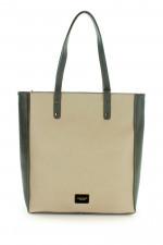Monnari BAG7982-015 torebka beżowo-szary