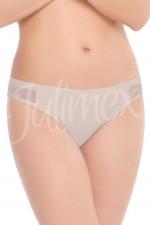 Julimex Lingerie Bikini panty figi beżowy
