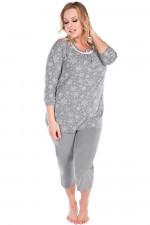 Italian Fashion Kira r.3/4 sp.3/4 piżama melanż