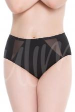 Julimex Lingerie Pearl panty figi czarny