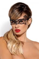 Obsessive A702 mask opaska czarny