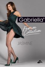 Gabriella Jasmine code 385 Wzorzyste nero