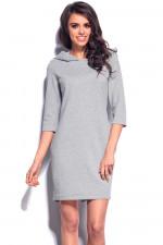 Lemoniade L180 sukienka jasnoszary