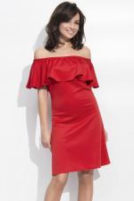 Numinou NU49 sukienka czerwony