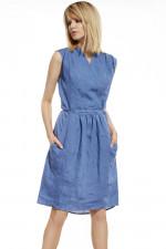 Ennywear 230005 sukienka niebieski