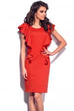 Lemoniade L178 sukienka czerwony