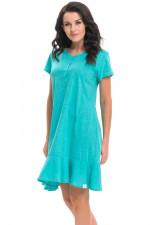 Dn-nightwear TM.9227 koszula dark mint